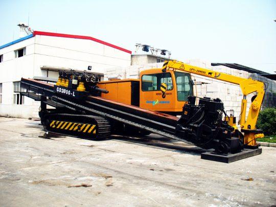 gd3000 hdd machine