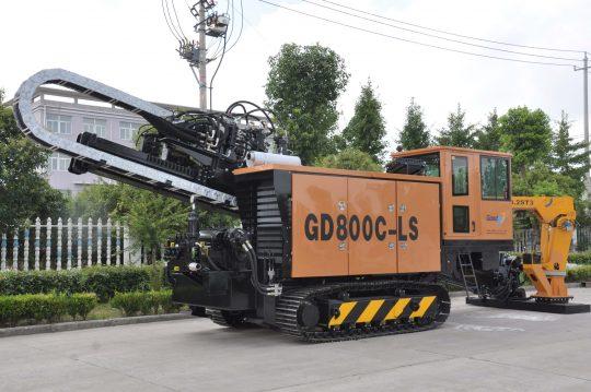 gd800 HDD Machine
