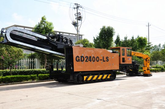 gd2400 HDD machine