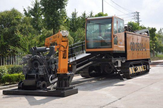gd3500 hdd machine 252