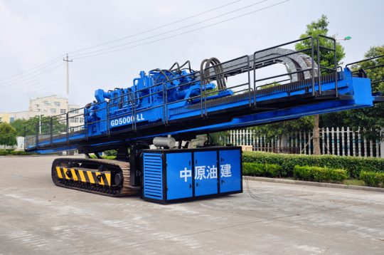 gd5000 hdd machine