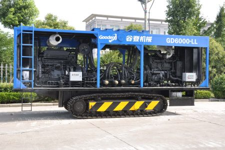 gd6000 hdd machine 328