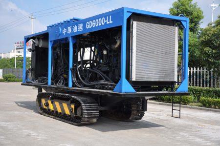 gd6000 hdd machine 350
