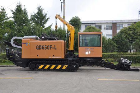 gd650 hdd machine