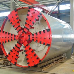 Earth_Pressure Balance Pipe Jacking Machine