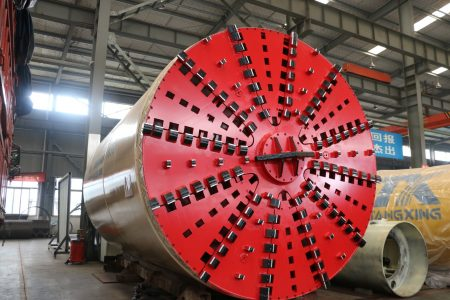 Slurry Balance Pipe Jacking Machine