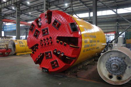 rock pipe jacking machine32
