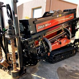 Ditch Witch JT3020 AT 2010 Directional Drill Front side