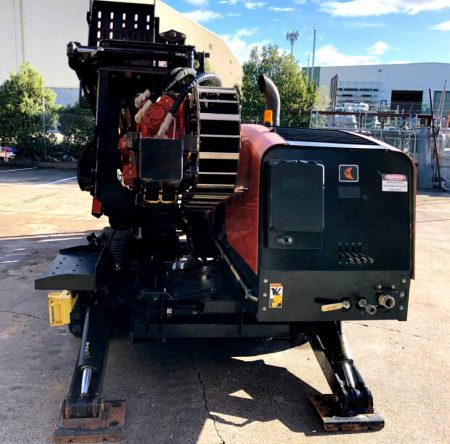 Ditch Witch JT3020 AT 2010 Directional Drill Rear