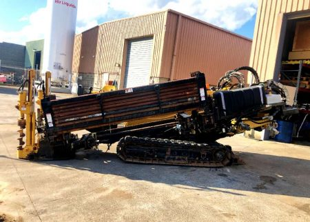 Vermeer S2 2006 Directional Drill Side