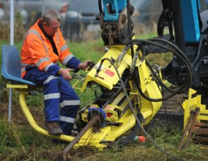 Horizontal Directional Drilling - JB Trenchless