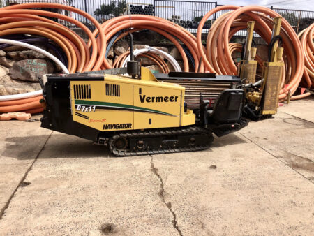 trenchless drilling