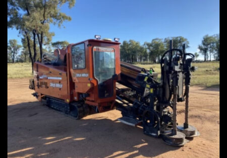 Ditch Witch 4020 AT Machine